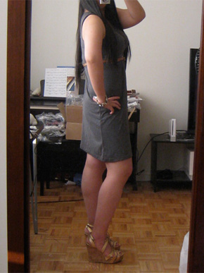 J.Crew Softspun Sunrise Dress