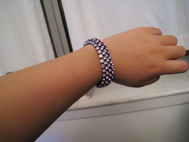 J.Crew Cobblestone Bracelet