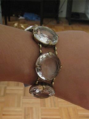 J.Crew Glass Pools Bracelet