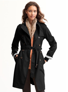 Banana Republic Classic Trench